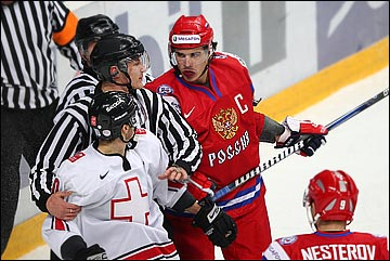 Россия U-20 готовится к МЧМ-2013
