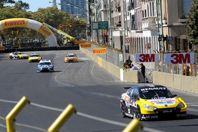 Гонка Super TC2000 в Аргентине