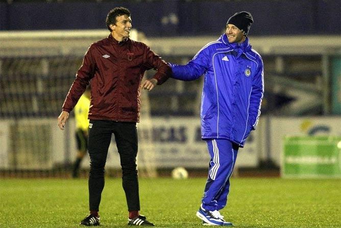 Роман Ерёменко и Андрей Шевченко: теперь они в разных командах