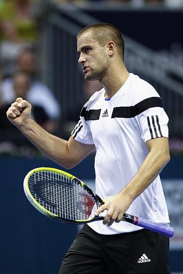 Михаил Южный спустя шесть лет первенствовал на турнире серии ATP 500
