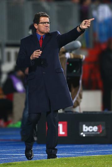 Одним из главных козырей сборной России по-прежнему остается ее тренер Фабио Капелло