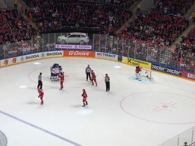 Сборная Финляндии сравняла счёт