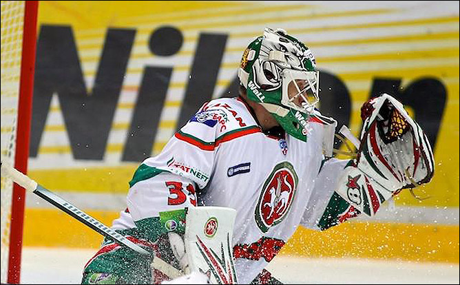 03.11.2010. Локомотив - Ак Барс - 1:3. Фото 01.