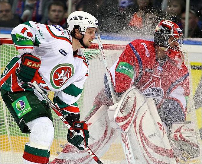 03.11.2010. Локомотив - Ак Барс - 1:3. Фото 03.