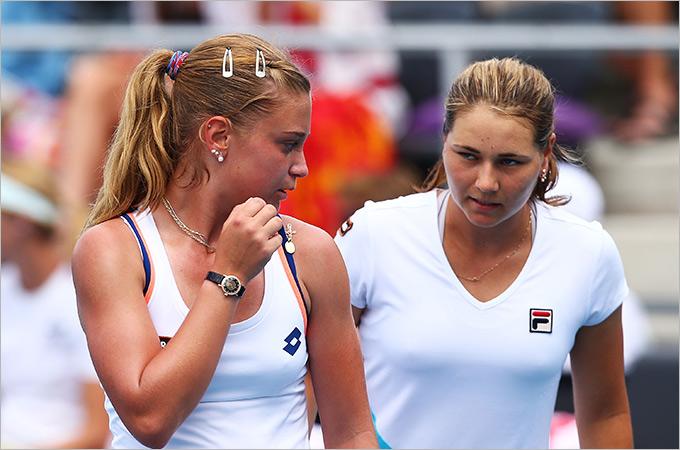 Россиянки были разгромлены в Австралии в Кубке Федерации
