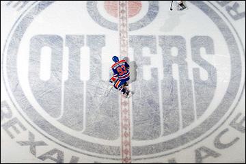 """Как дела, НХЛ? """"Эдмонтон Ойлерз"""". Райан Ньюджент-Хопкинс"""