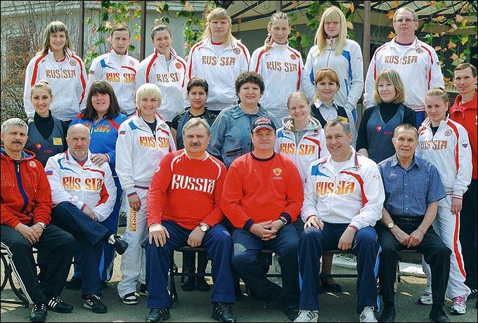 Женская сборная по боксу