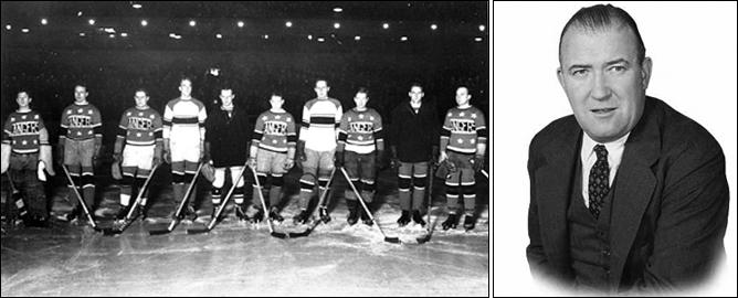Топ-100 историй ИИХФ. История 78. США - чемпионы мира-1933. Фото 01.