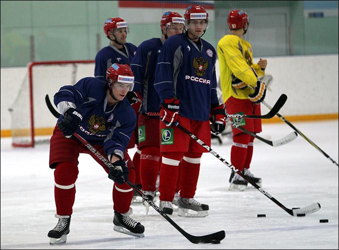 Александр Бурмистров в Новогорске