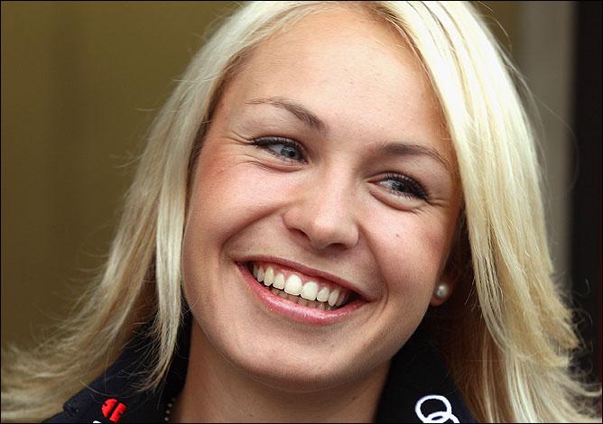 Магдалена Нойнер. Спортсмен с сердцем