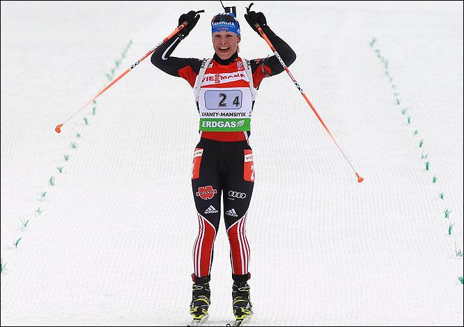 Прима мирового биатлона соскучилась по снегу и по победам