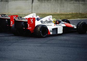 Столкновение Проста и Сенны на Гран-при Японии 1989 года
