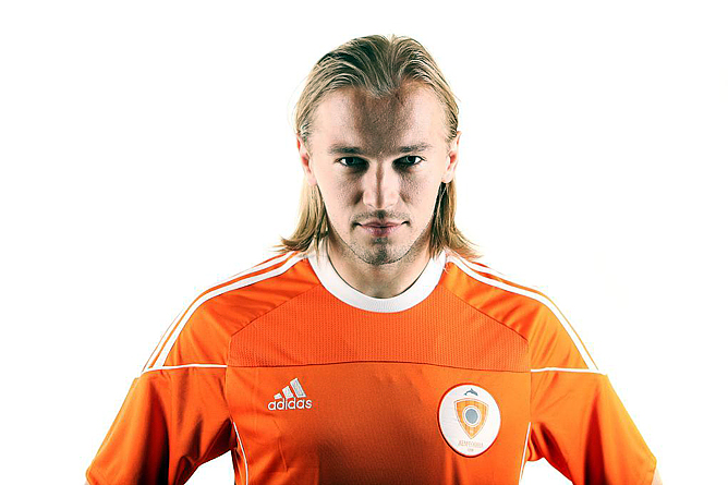 Александр Данишевский пробовал заиграть и в Сочи