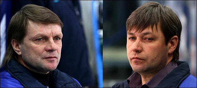 Сергей Трудаков и Владимир Малмыгин