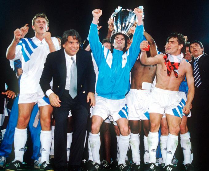 """26 мая 1993 года. """"Марсель"""" выиграл Кубок чемпионов"""