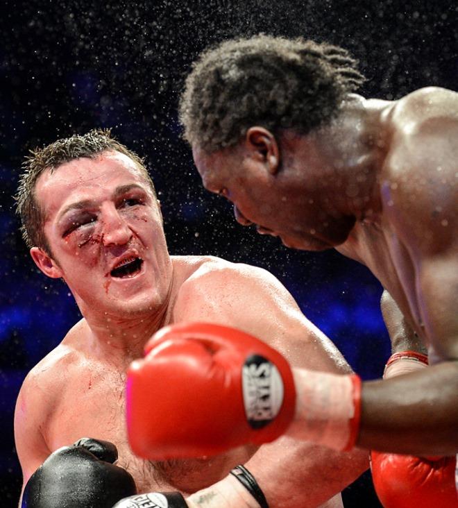Долгожданный реванш Денис Лебедев — Гильермо Джонс не состоялся по причине обнаружения допинга у панамского спортсмена