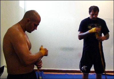 Фёдор и Александр Емельяненко