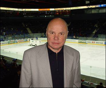 Сергей Николаев в Череповце