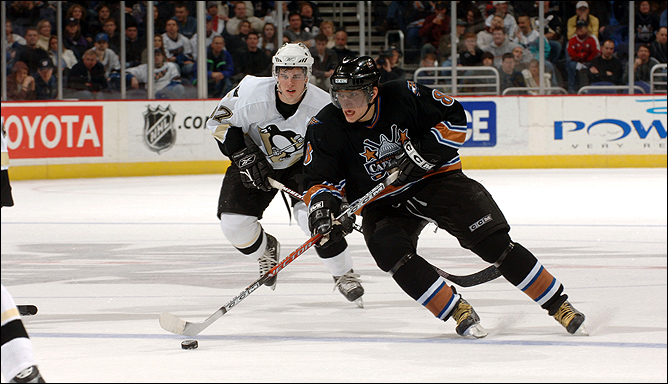 """Фрагменты сезона. Александр Овечкин (""""Вашингтон"""") и Сидни Кросби (""""Питтсбург"""") – новые """"лица НХЛ"""""""