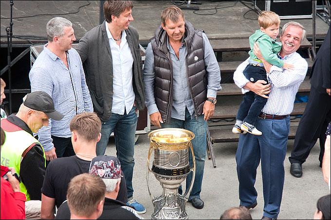 Кубок Гагарина в Лиепая
