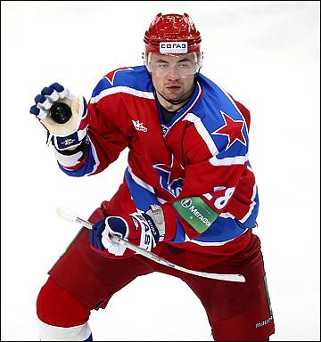 Денис Куляш в ЦСКА