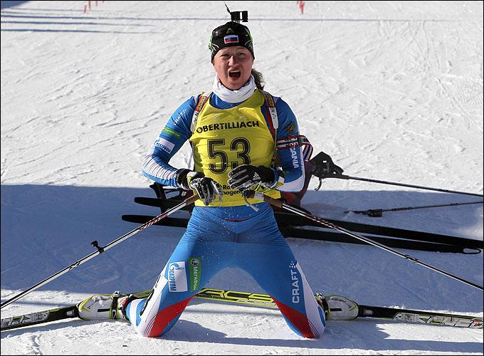 Ольга Подчуфарова едет на чемпионат мира