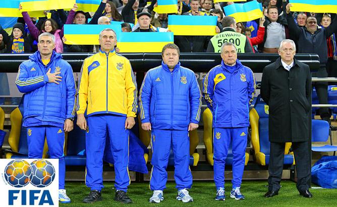 Тренерский штаб сборной проделал огромную работу в 2013 году
