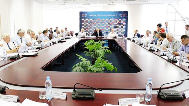 Онлайн-трансляция заседания исполкома РФС