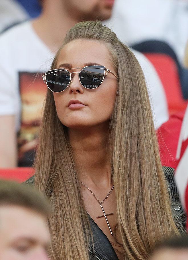 На матче «Спартак» — «Динамо»
