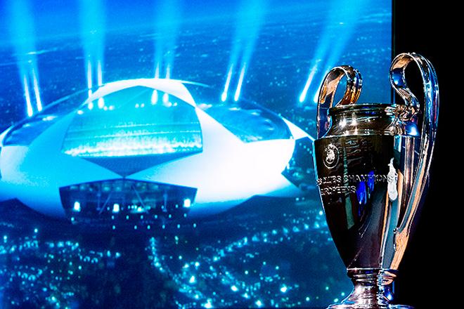 Жеребьёвки Лиги чемпионов и Лиги Европы: LIVE