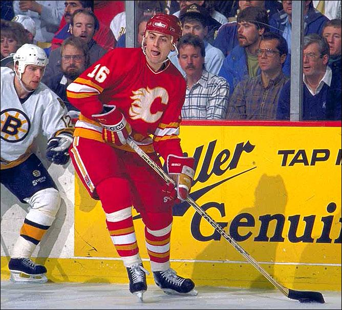 Топ-100 историй ИИХФ. История 76. Сергей Пряхин - первый официальный русский в НХЛ. Фото 02.