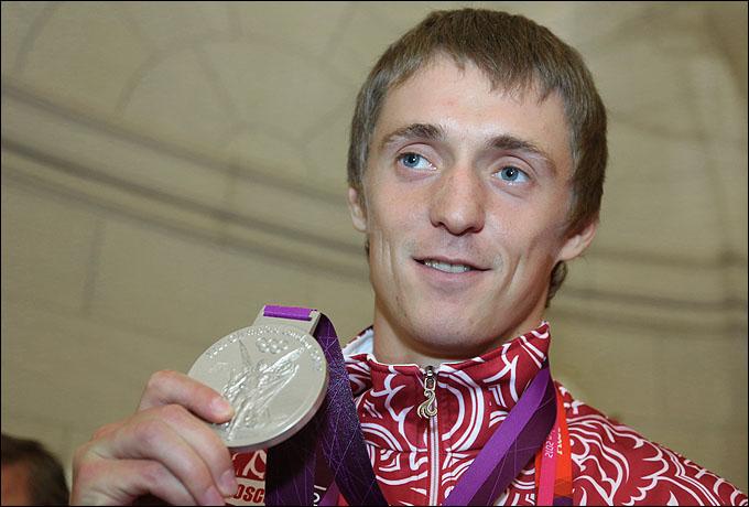 Дмитрий Ушаков и его олимпийская медаль