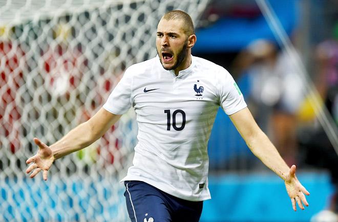 …И реакция на его отмену форварда сборной Франции