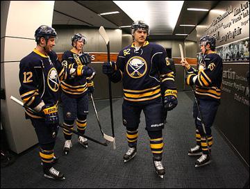 """Итоги сезона НХЛ. """"Баффало Сэйбрз"""""""