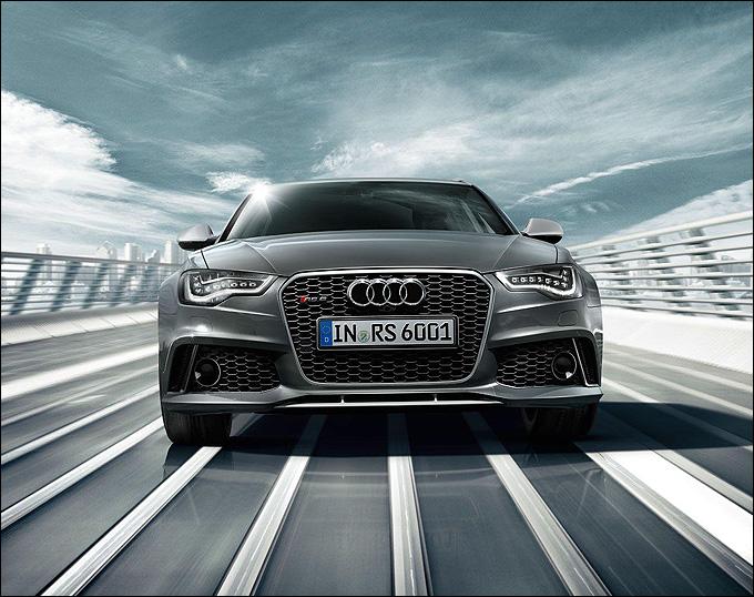 Стремительный Audi RS6 готов к новым рекордам!