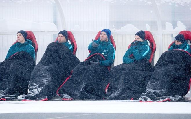 С погодой в Перми была беда