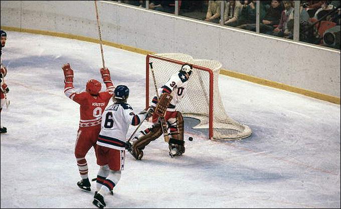 Олимпиада-1980. США — СССР