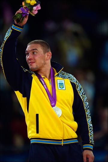Валерий Андрейцев стал единственным украинским медалистом в борьбе