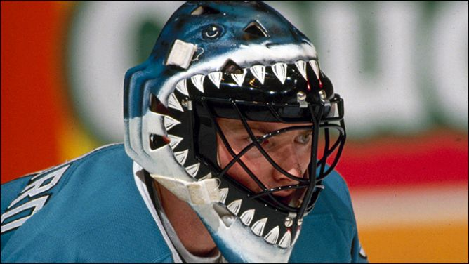 """На хоккейной карте НХЛ появилось новое название – """"Акулы"""" из Сан-Хосе."""
