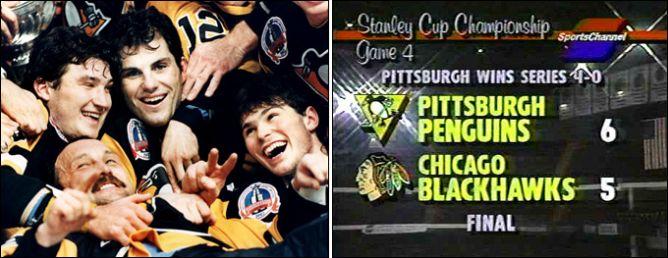 Кубок Стэнли второй год подряд – у Питтсбурга!