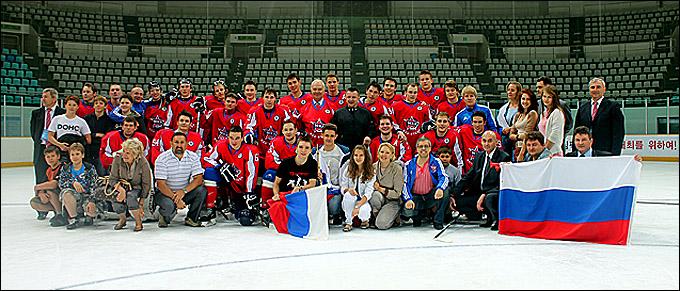 После матча с российскими болельщиками