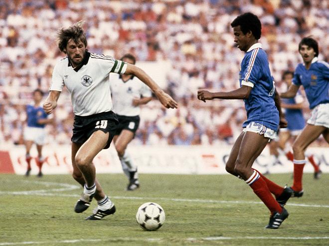 Полуфинал чемпионата мира-1982