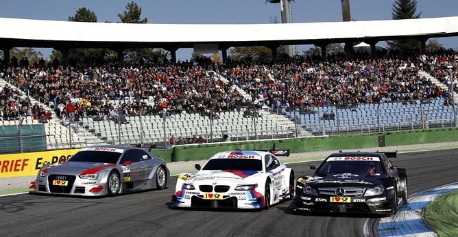 Автомобили DTM сезона-2012