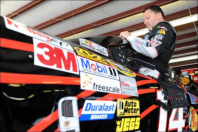 """Тони Стюарт (""""Стюарт-Хаас"""", NASCAR)"""