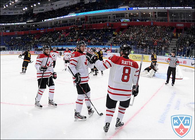 Молодежная сборная Канады