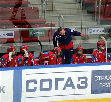 Андрей Парфёнов и его команда