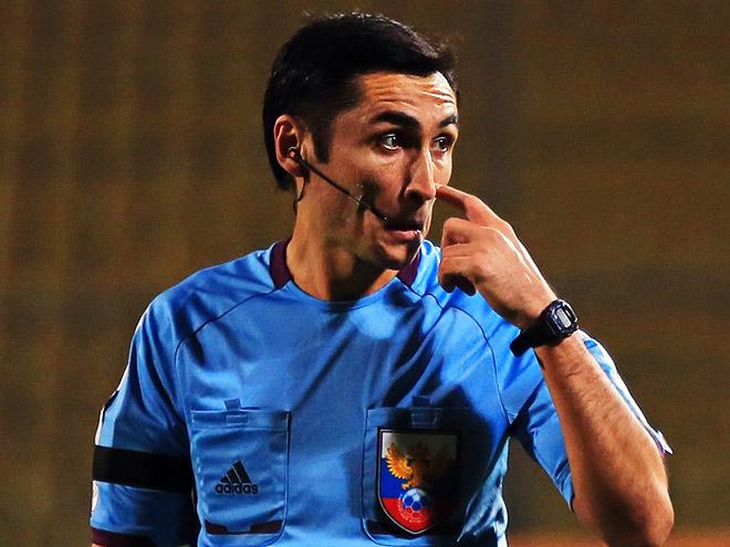 Тимур Арсланбеков, работавший в этот момент за воротами ЦСКА