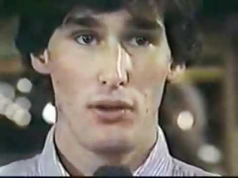 Первая победа Фила Хельмута в 1989 году