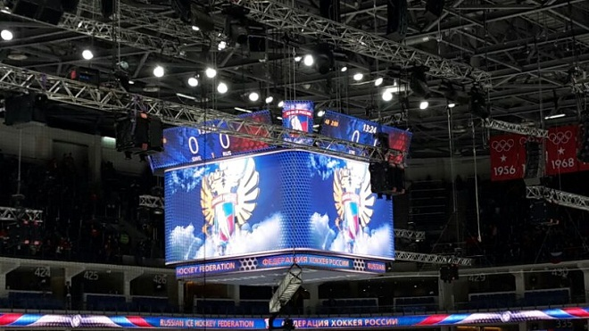 Россия — Швеция — 0:0