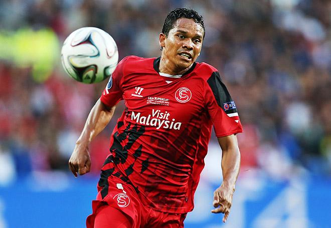 Карлос Бакка может сменить «Севилью» на «Арсенал»